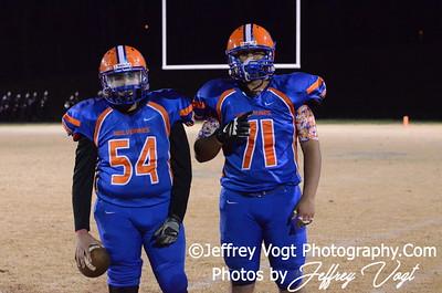 10-30-15 Watkins Mill HS vs Blake HS, Varsity Football, Photos by Jeffrey Vogt Photography