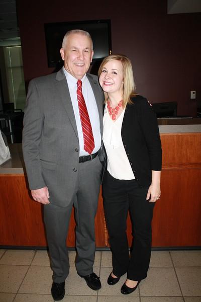 Steve Tosh, Karen O'Donohoe 2.JPG