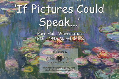 Stretton St Matthew's - If pictures could speak Parr Hall 13th March 2018