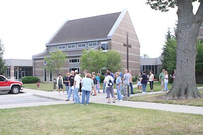 2008-09-04 - Staff Service Project