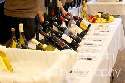 Sanborn Wine Tasting