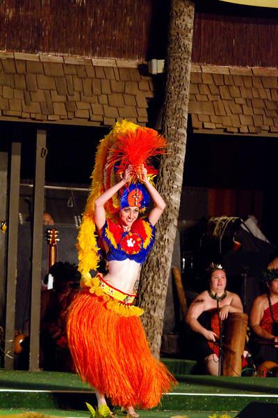 Luau, Oahu Hawaii 2011
