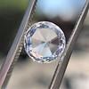 1.51ct Round Rose Cut Diamond, GIA K VS1 11