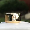 .30ct Rose Cut Diamond Cigar Band 6
