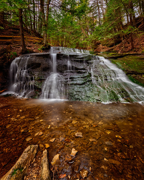 Hell's Hollow Waterfall