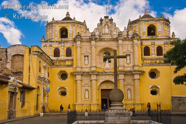 Guatemala - Antigua Guatemala
