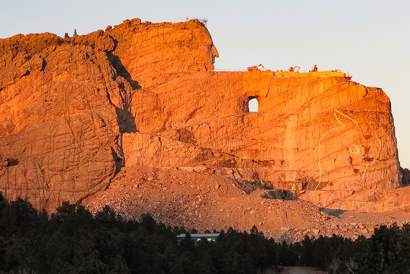 Evening Sun - Crazy Horse
