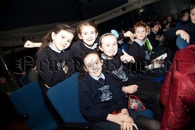 Lauren Mackin, Lorna Byrne, Maegan Eoins and Eirinn Byrne. R1404010