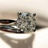 0.78ct Round Brilliant Diamond Bridal Set by Cartier 27