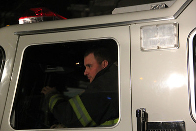 Transformer Fire, 600 Block of East Broad Street, Tamaqua (11-24-2013)
