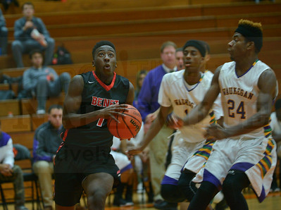 Boys Basketball: Waukegan vs. Benet 1/16/2016