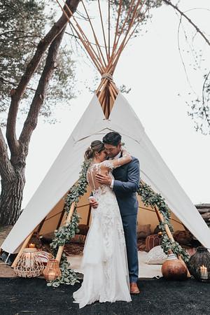 2018_09_22 WEDDING Gabe + Franscesca