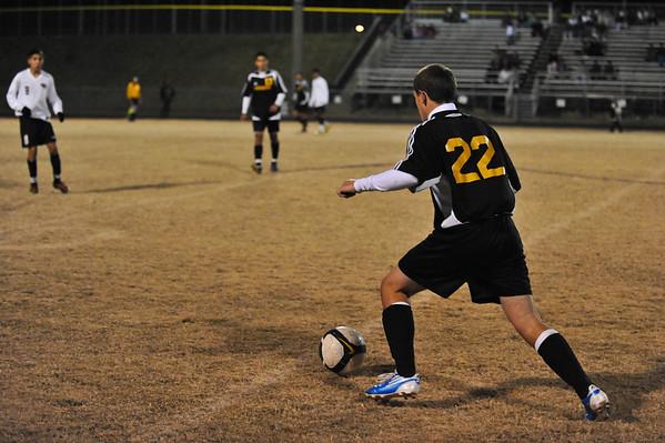 Lincolnton vs Surry Central Soccer Playoffs Nov. 13, 2010
