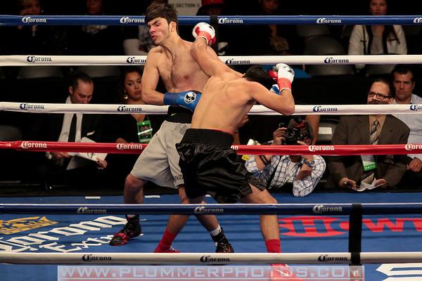 Ramiel Gadzhiev versus Botisher Obidov
