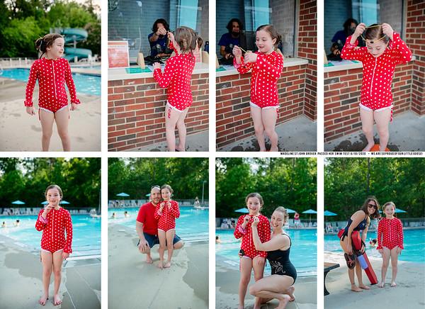 Passing the Swim Test