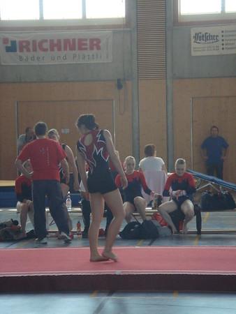 19.05.2007 - GETU Wettkampf Schiers