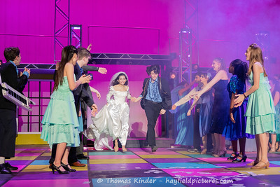 The Wedding Singer Rehearsal 4/25/18