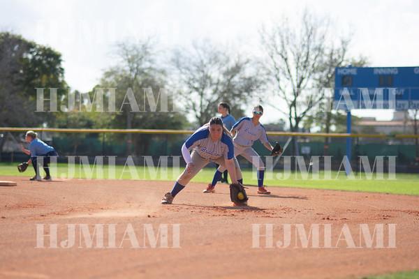 Varsity Softball 2-26-19