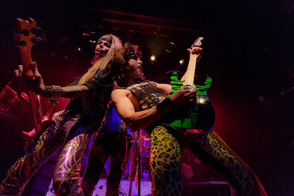 Steel Panther at Irving Plaza 2017