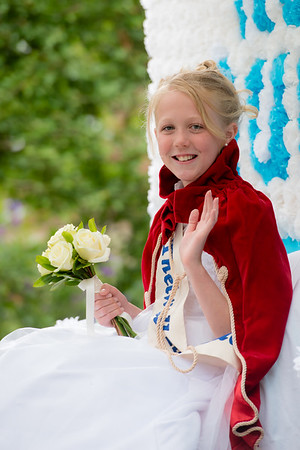 Thelwall Rose Queen