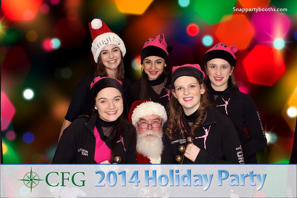 12-21-14 Creative Financial Group Holiday Party
