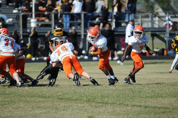 Cowboys vs. Tigers 2008