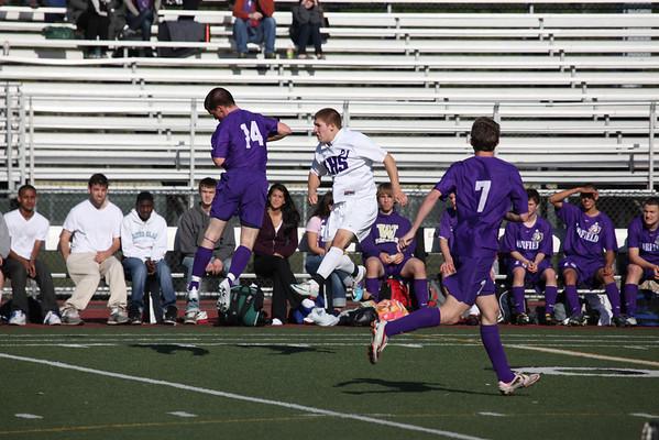 2011-05-10 IHS Boys Soccer vs Garfield