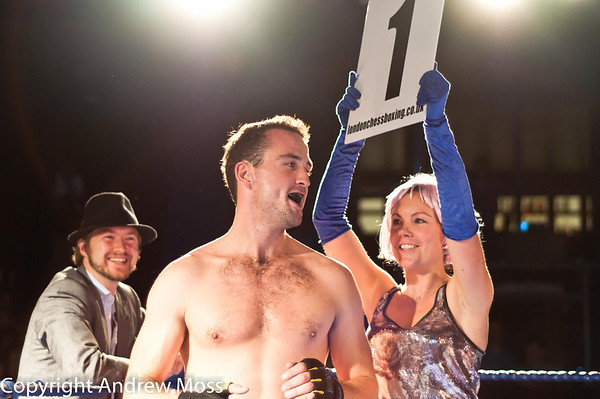 Chess Boxing - September 2011