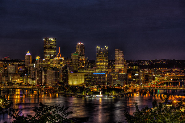 Favorite Places - Western MD, West Virginia, Pittsburgh