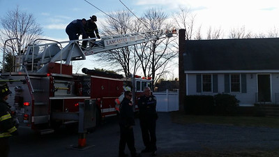 Dec. 26th - Chimney Fire