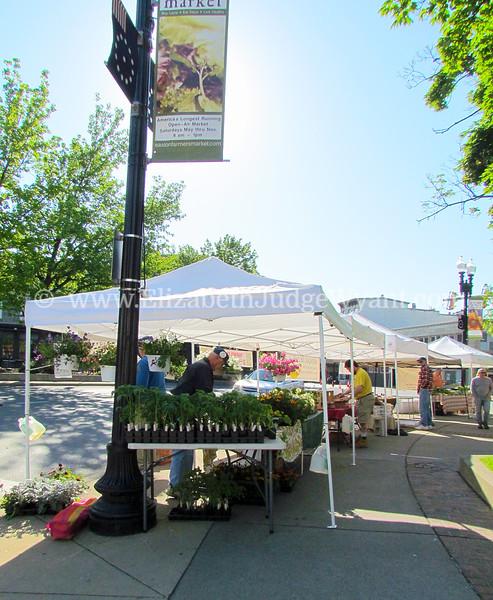Easton Farmers Market, Easton, PA 5/12/2012