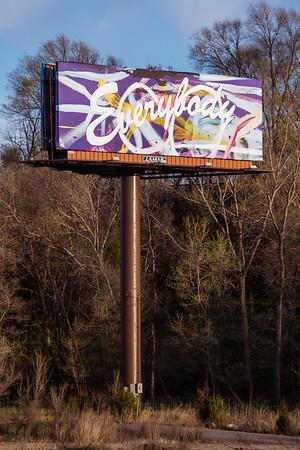 Everybody Billboard