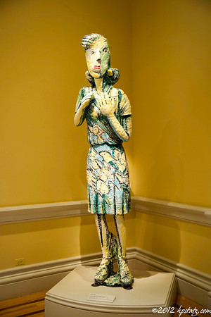 Renwick Gallery, Washington, DC 2012