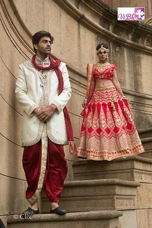 ViBha Bridal designs Portfolio