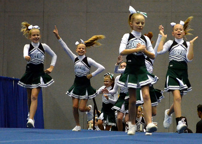 2011 Cheer Competition Sacramento