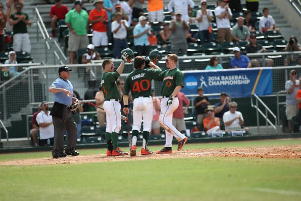 University of Miami Baseball Regionals