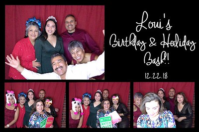 Loui's Birthday & Holiday Bash