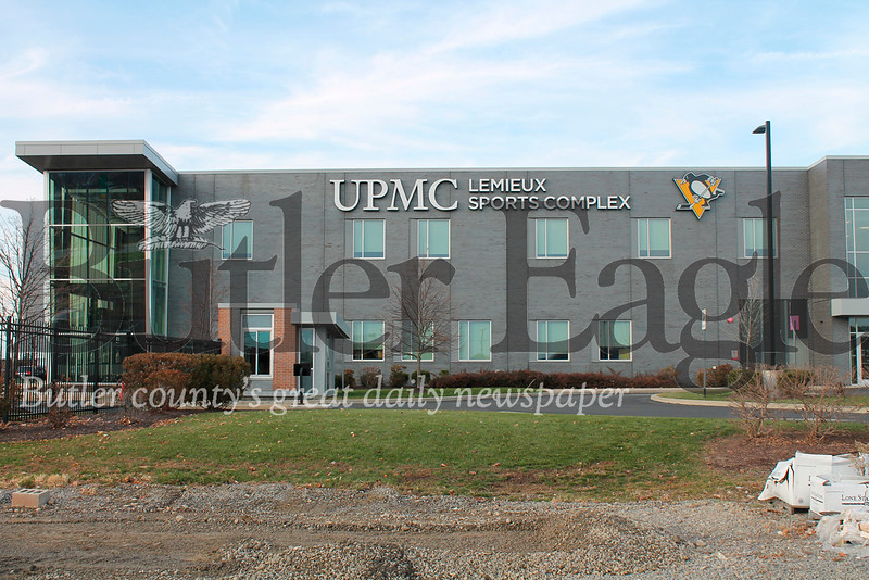 UPMC's Lemieux Sports Complex at 8000 Cranberry Springs Drive