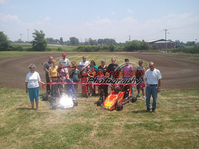 Tri-City Jr. Speedway Grand Opening - 5/20/12