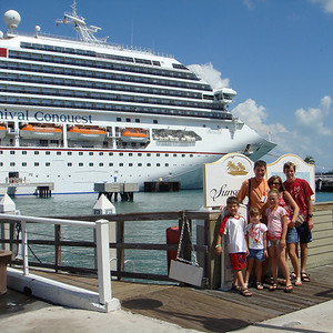 Jun 2009 - Carnival Cruise - Key West, Free Port, and Nassau