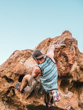NMSU - Chapter 16 - Bouldering - Rock Climbing