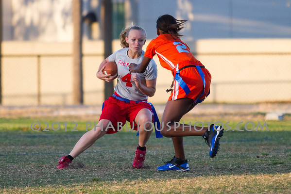 Girls Varsity Flag Football