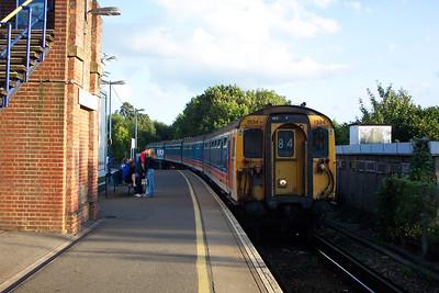 Portsmouth, Eastleigh & Barnham (06-09-2003)
