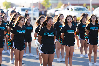 Pebble Hills High School Homecoming Parade