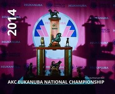 AKC Eukanuba National Championship 2014