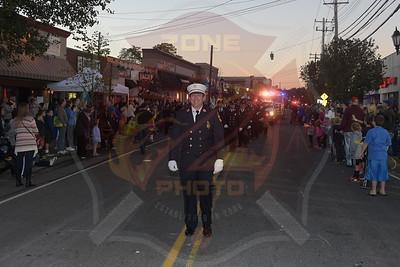 Farmingdale F.D.  Columbus Day Parade   10/11/15
