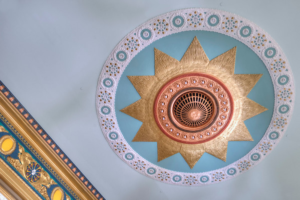 The Medallion At The Sun Theater