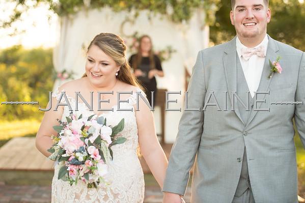 Brianna and Hunter Wedding