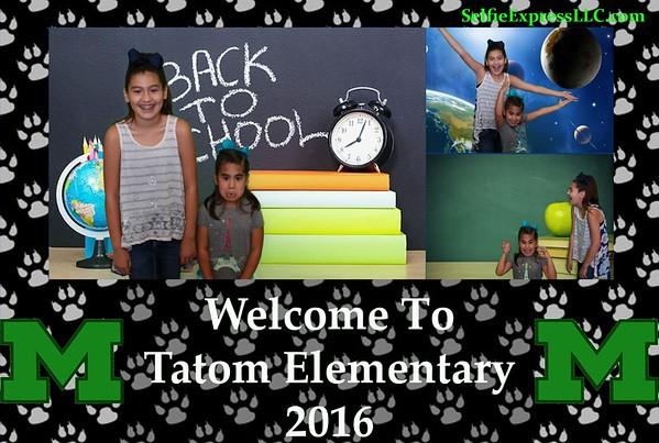 Tatom Meet The Teacher