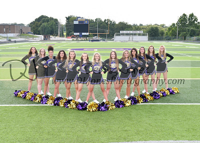 CHS Cheer Team and Individual
